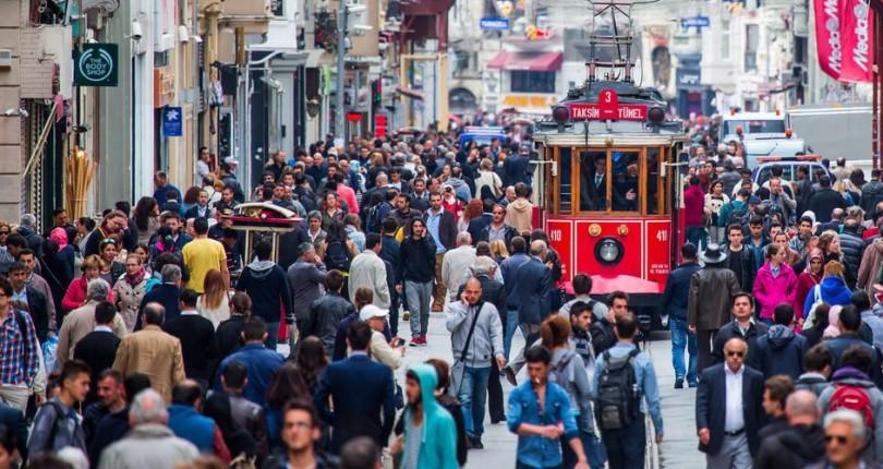 """تقسيم…""""قلب اسطنبول النابض"""""""